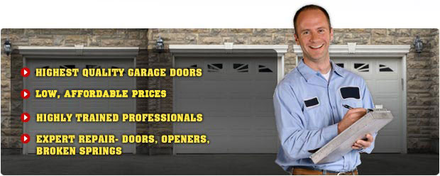 Cleveland Overhead Garage Door Repair