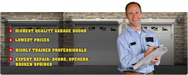 Sharon Center Garage Door Repair